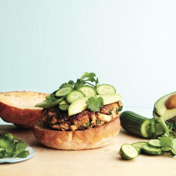 Tofu and black bean burger recipe - Chatelaine