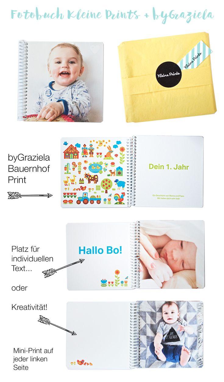 Fotobuch Kleine Prints + byGraziela   Pinkepank