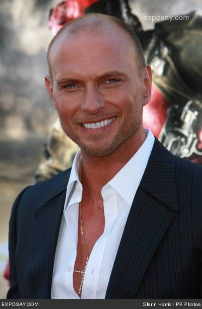Luke Goss. Still with us or fully relocated to LA?