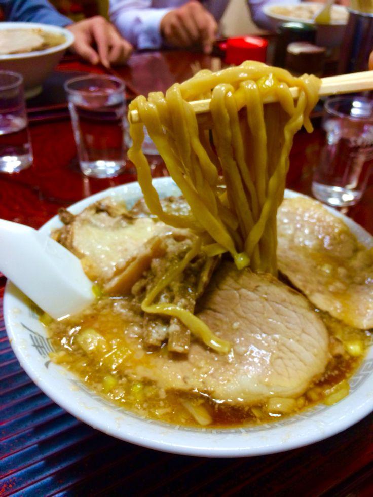 日本一美味しい燕三条系ラーメン❤️