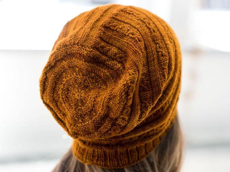 Mascher Hat Knitting Kit | Craftsy