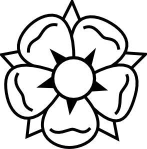 Flower Tattoo clip art - vector clip art online, royalty free ... - ClipArt Best - ClipArt Best