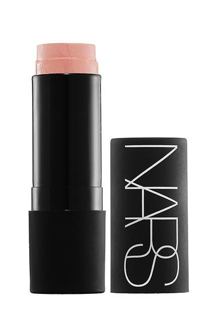 Nars 'the multiple' powder sticks that provide subtle coverage to our eyes, lips, and cheeks.