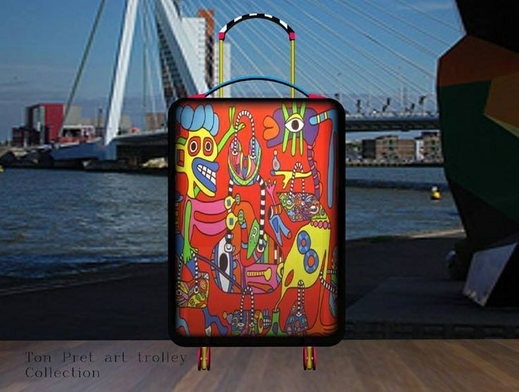 Concept Ton Pret Art Trolley