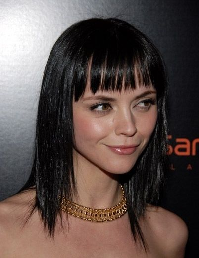 Beautiful actresses who look terrible with bangs; Rosario Dawson, say it ain't so!