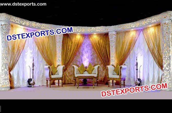 #Delizio #Wedding #Stage #Dstexports