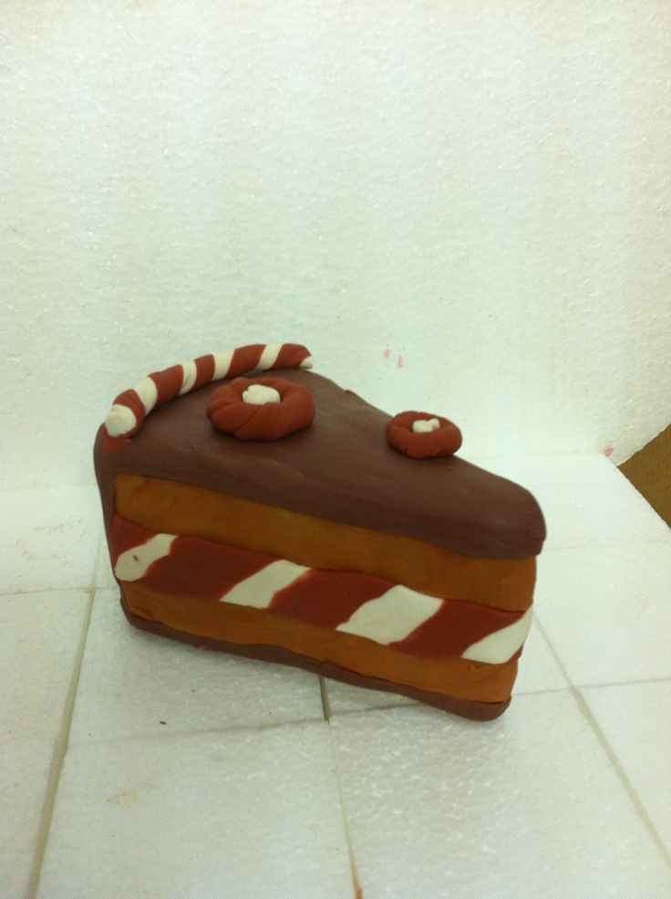 plastelina cake