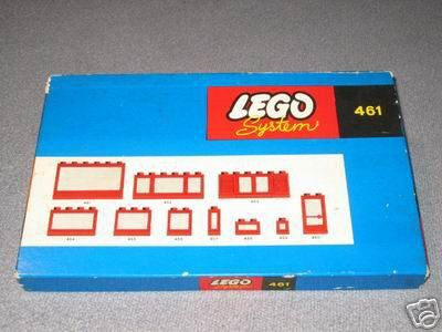 Lego System, Art. Nr. 461, 60er Jahre