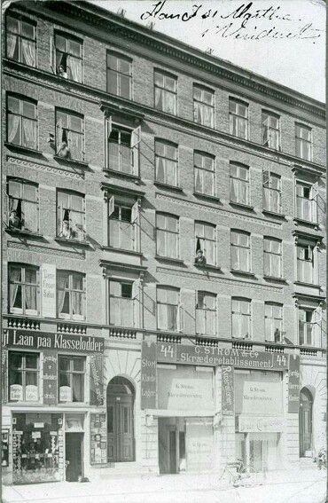 Istedgade 44 i 1910