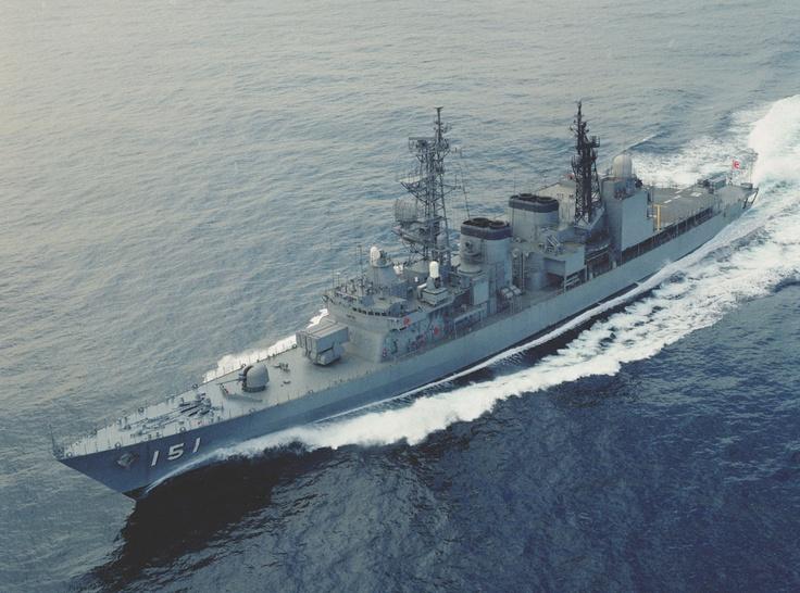 JS Asagiri (DD-151) - Asagiri class Destroyer (Japan ...