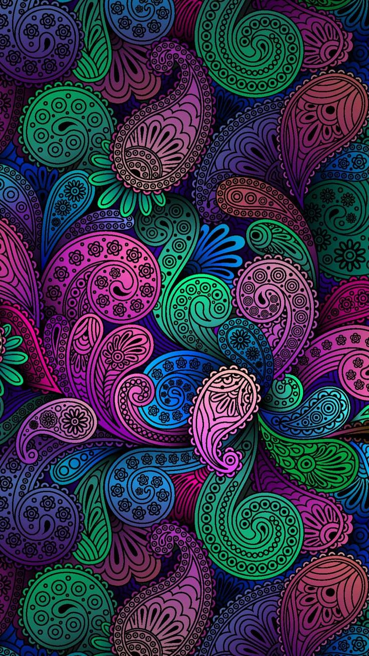 Iphone 5 Wallpaper Hd Shelves 83 Best Paisley Images On Pinterest Backgrounds