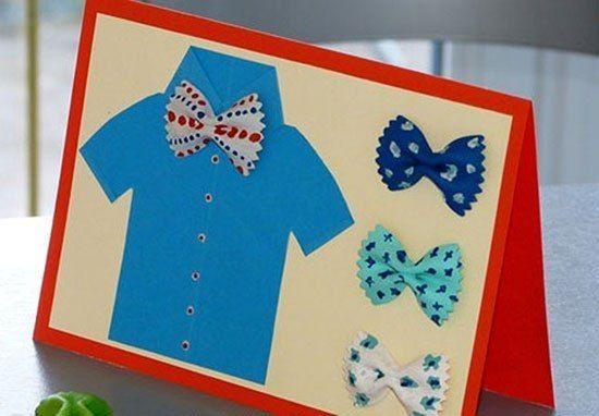 Открытка для мальчика сделать, открытки детьми день