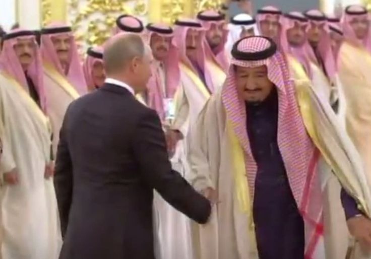 RUSSIA, SAUDI ARABIA CEMENT NEW FRIENDSHIP WITH KING'S VISIT- Russian President Putin hosted Saudi King Salman for talks at the Kremlin on Thursday, cementing a relationship that is crucial for determining world oil prices and could be pivotal for resolving conflicts in the Middle East.King Salman, led a delegation to Moscow that agreed joint investment deals worth several billion dollars, providing much-needed investment for a Russian economy battered by low oil prices and Western…