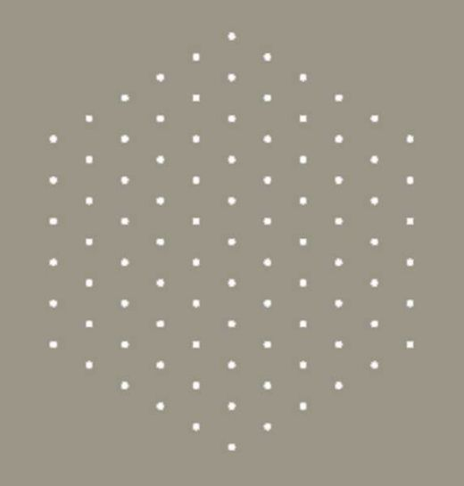 Kolam pattern