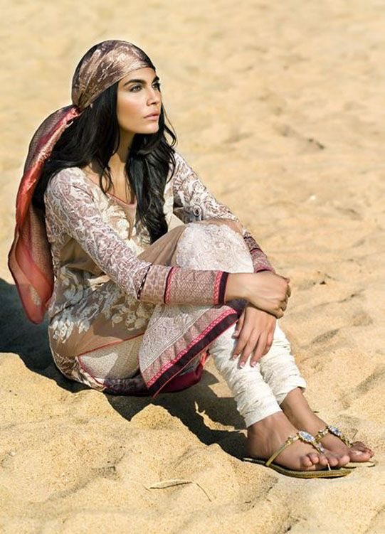 New Arrival of Sana Safinaz Lawn Collection 2015 with Prices