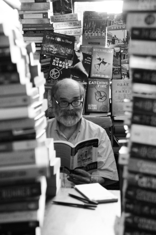 the owner of a bookshop in Salem, Ma.