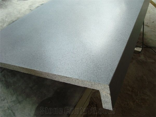 blue stone swimming pool coping tiles