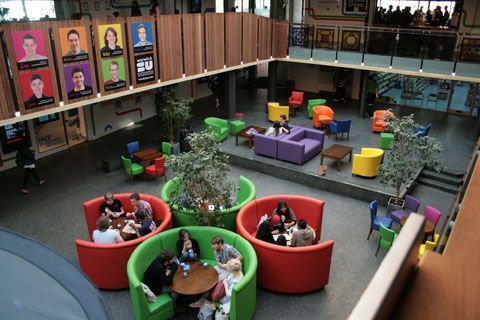 Student Union Interior Designs Google Search New Student Center Furniture Pinterest