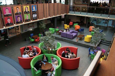 student union interior designs Google Search New