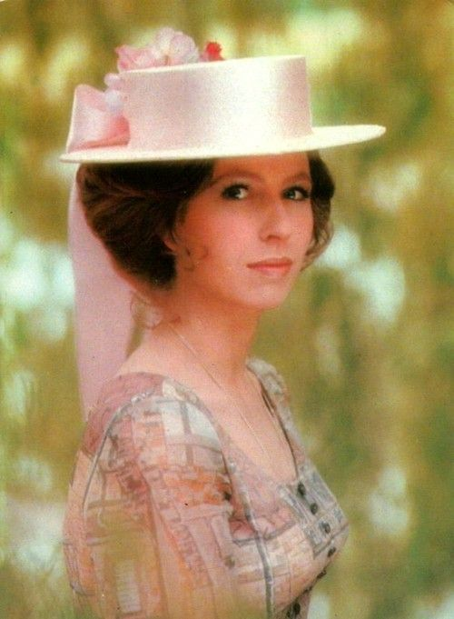 Princess Anne 1970s, very pretty pic.  I think the is the lovliest pic of Anne I've ever seen.