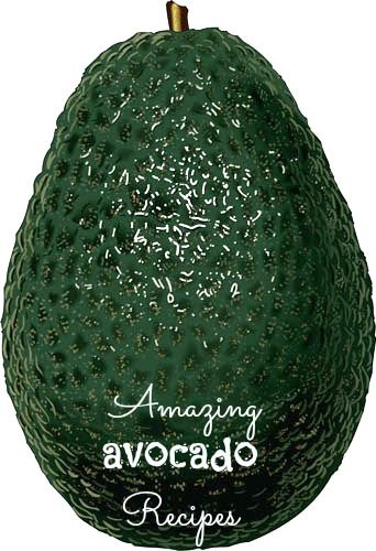 Love avocados? Check out these great recipes!