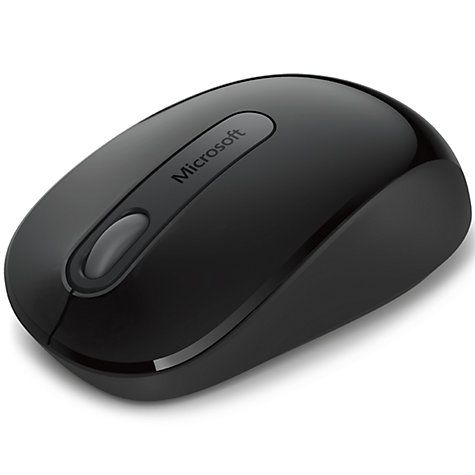 Buy Microsoft 900 Wireless Mouse, Black Online at johnlewis.com
