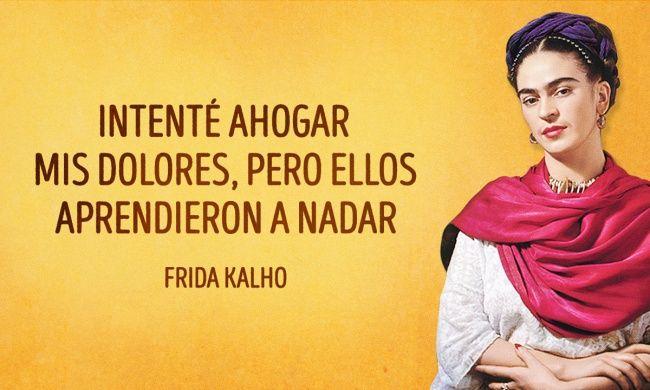 15 Contundentes e instigadoras frases de Frida Kahlo