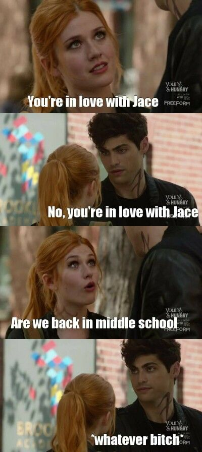 I love Alec! #Shadowhunters 1x05