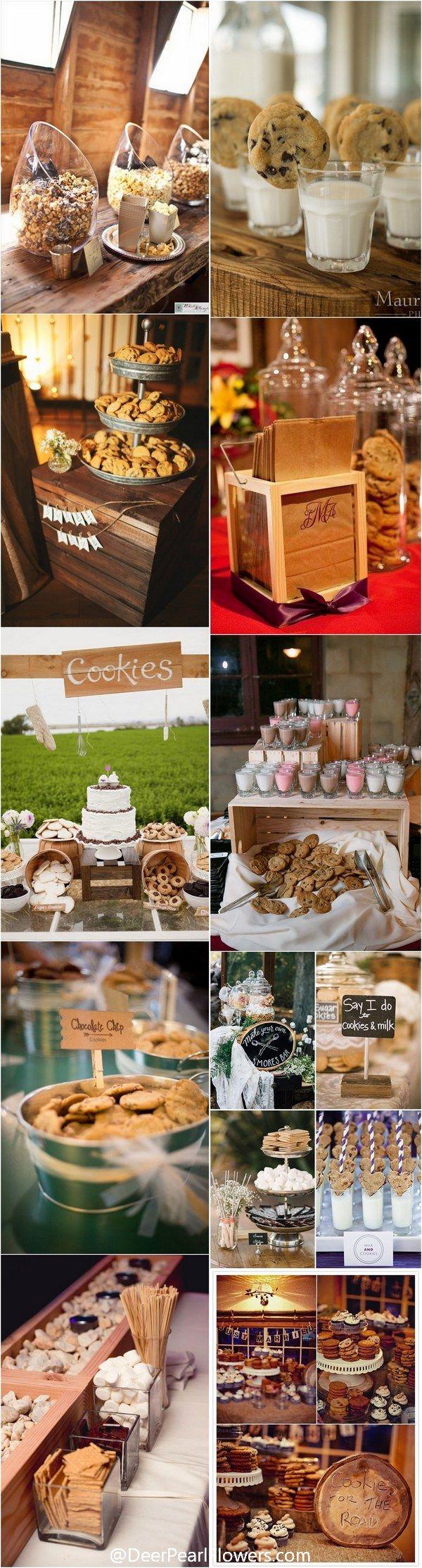 Rustic Wedding Bar Ideas - Unique Wedding Ideas