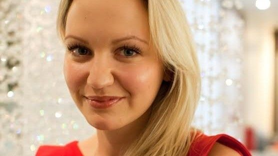 Nutritionist daughter Kim on nstional tv here in the UK. She is appearing on ITV's This Morning programme.