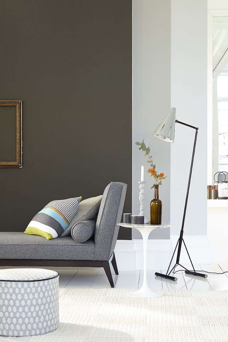 28 Shades Of Grey. Photo credit: Little Greene Paint Company.