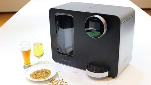 Artbrew, la máquina para fabricar cerveza en casa