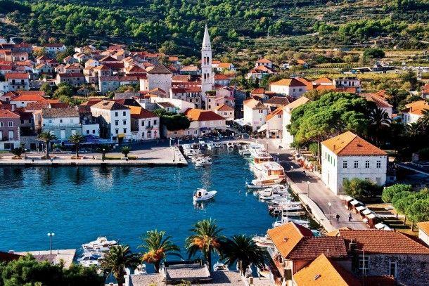 Jelsa, Otok Hvar - Croatia