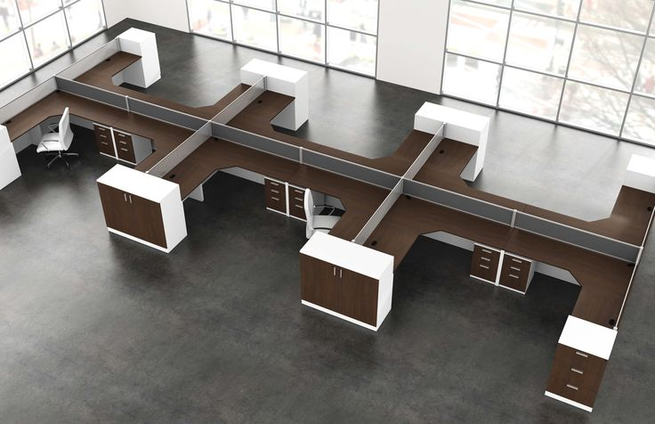 The PanelX post and beam system is an architectural framework that allows for 360 degree planning flexibility. PanelX utilizes a mixture of both desking and panel systems, providing the best of each system while overcoming their limitations.  # Desk, Office Furniture, Privacy, Commerical