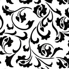 Small Scrollallover stencils - Royal Design Studio $21..this may be more my speed, and by speed I mean price pint! haha