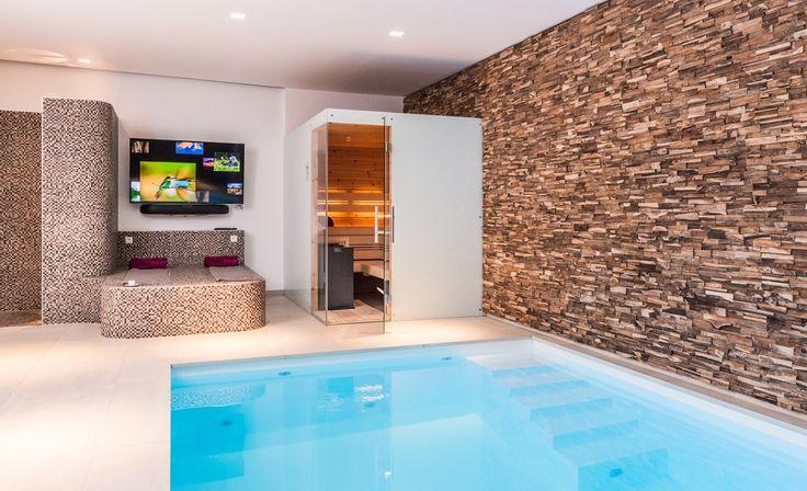 die besten 25 whirlpools im freien ideen auf pinterest whirlpool garten whirlpools und. Black Bedroom Furniture Sets. Home Design Ideas