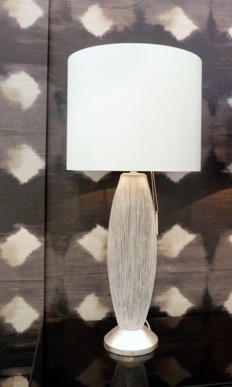 Artemis glass table lamp