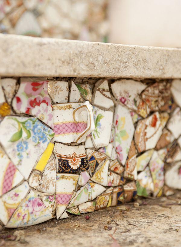 Mosaic Stair - Corner Store - Carine Thevenau