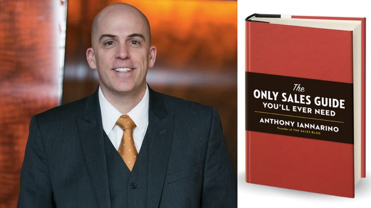 "Podcast Interview: Anthony Iannarino on ""The Only Sales Guide You Will Ever Need"""