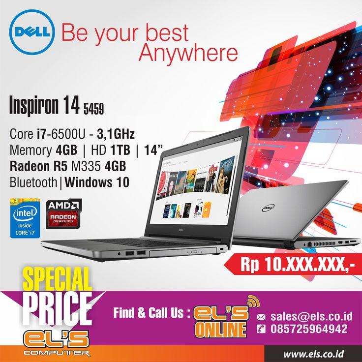Beli Dell Inspiron 14-5459 di Els Computer