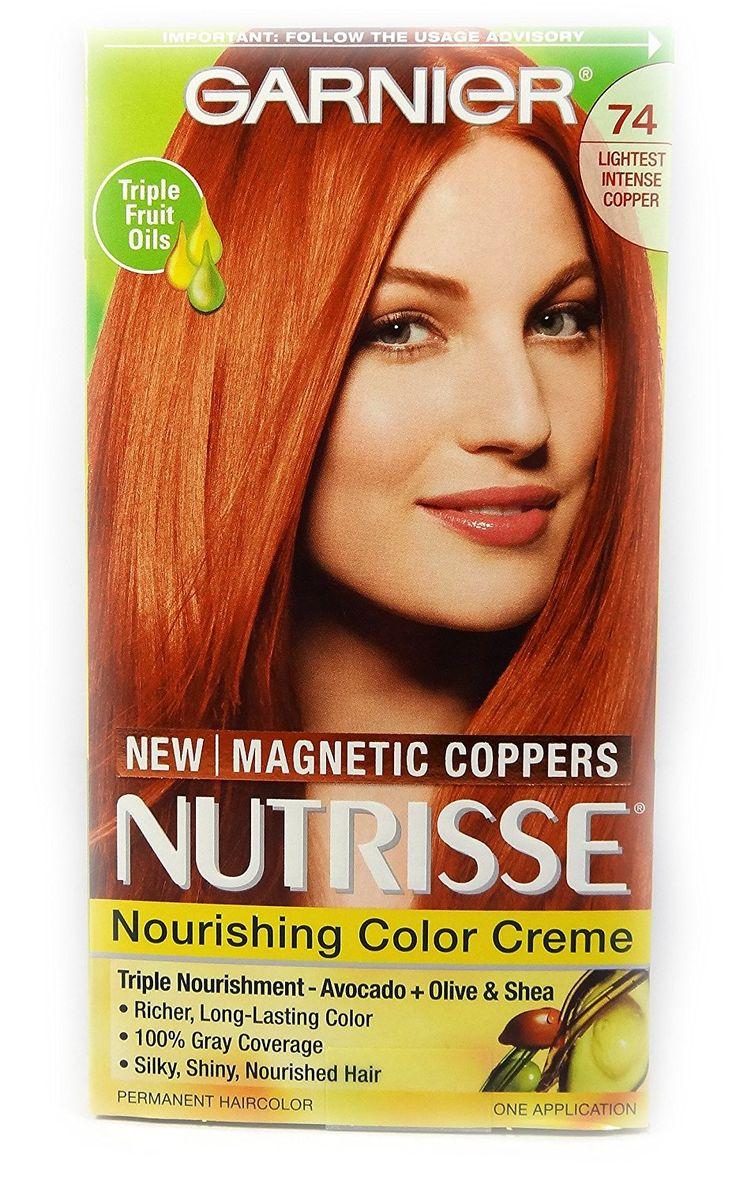 Garnier Nutrisse Nourishing Color Creme Permanent ...