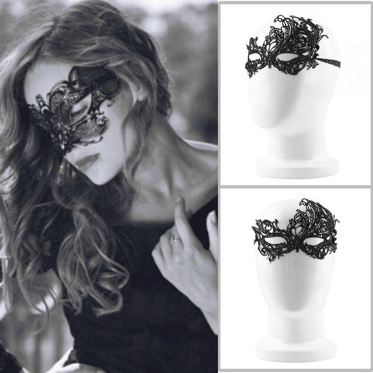 Design Women Costume Eye Mask Sexy Lace Eye Mask Venetian Masquerade Ball Halloween Fancy Dress Costume Newest Hot Searc
