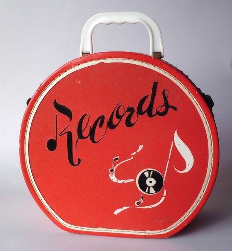 Vintage Luce 45 Record Case RARE | eBay