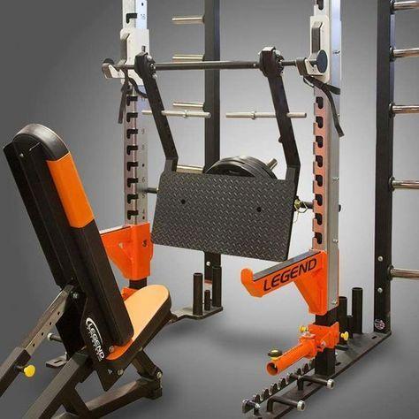 26 trendy ideas home gym basement power rack in 2020