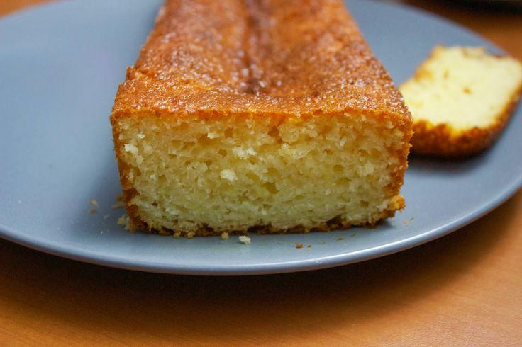 Cake au Citron Allégé