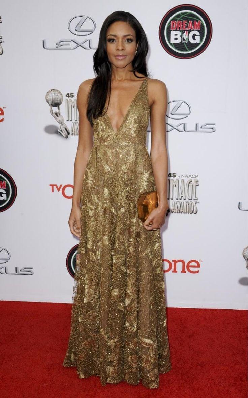 Naomie harris page the fashion spot naomie harris