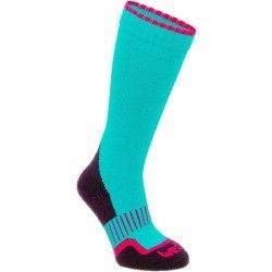 Ski_Kleding Sportkleding - WARM 100 KIND TURQUOISE WED'ZE - Ondergoed en sokken Dames