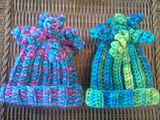 Delaney Hat (spiral beanie) pattern