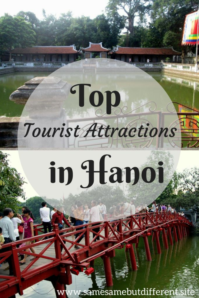 Top Tourist Attractions in Hanoi, from visiting temples to walking around tranquil lakes. The best things to do in the buzzing city of Hanoi, Vietnam