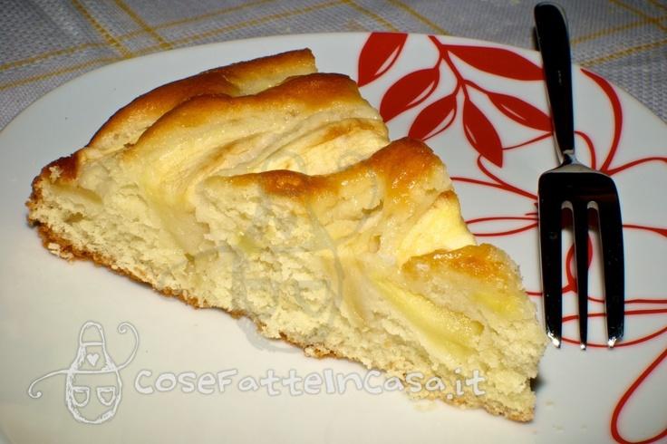 Torta di mele fatta in casa: la rovesciata! on http://cosefatteincasa.it
